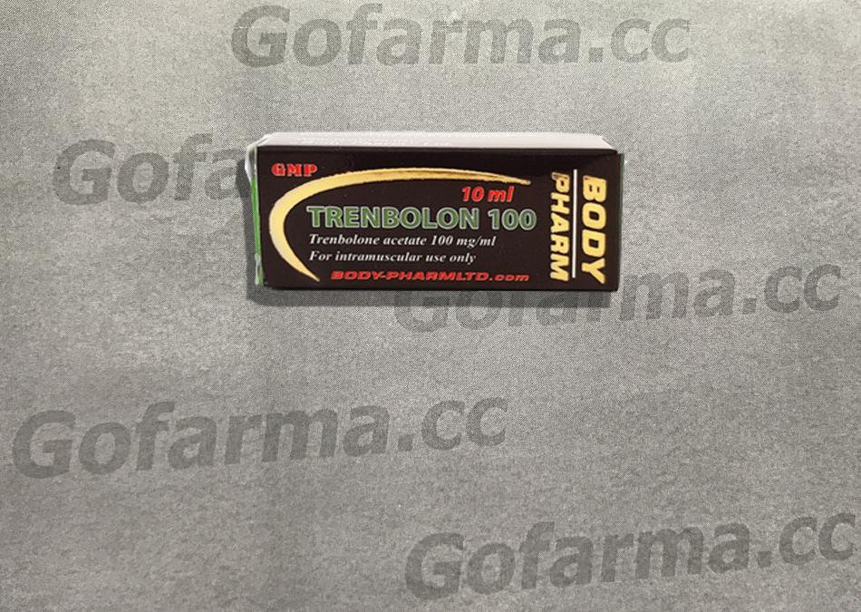 TRENBOLON (тренболон) 100 100MG/ML - ЦЕНА ЗА 10 МЛ купить в России