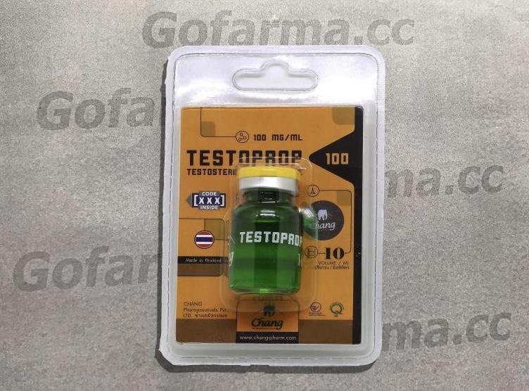 TESTOPROP (тестопроп) 100, 100MG/ML - ЦЕНА ЗА 10МЛ. купить в России