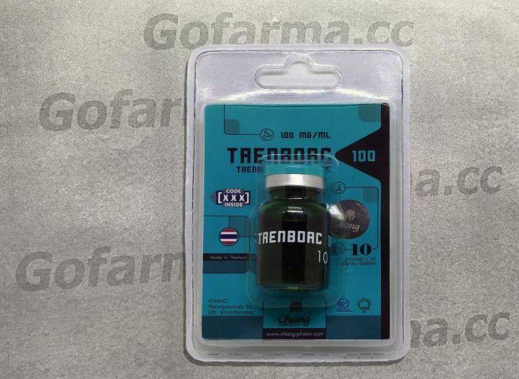 TRENBOAC  (тренбоак) 100, 100MG/ML - ЦЕНА ЗА 10МЛ. купить в России