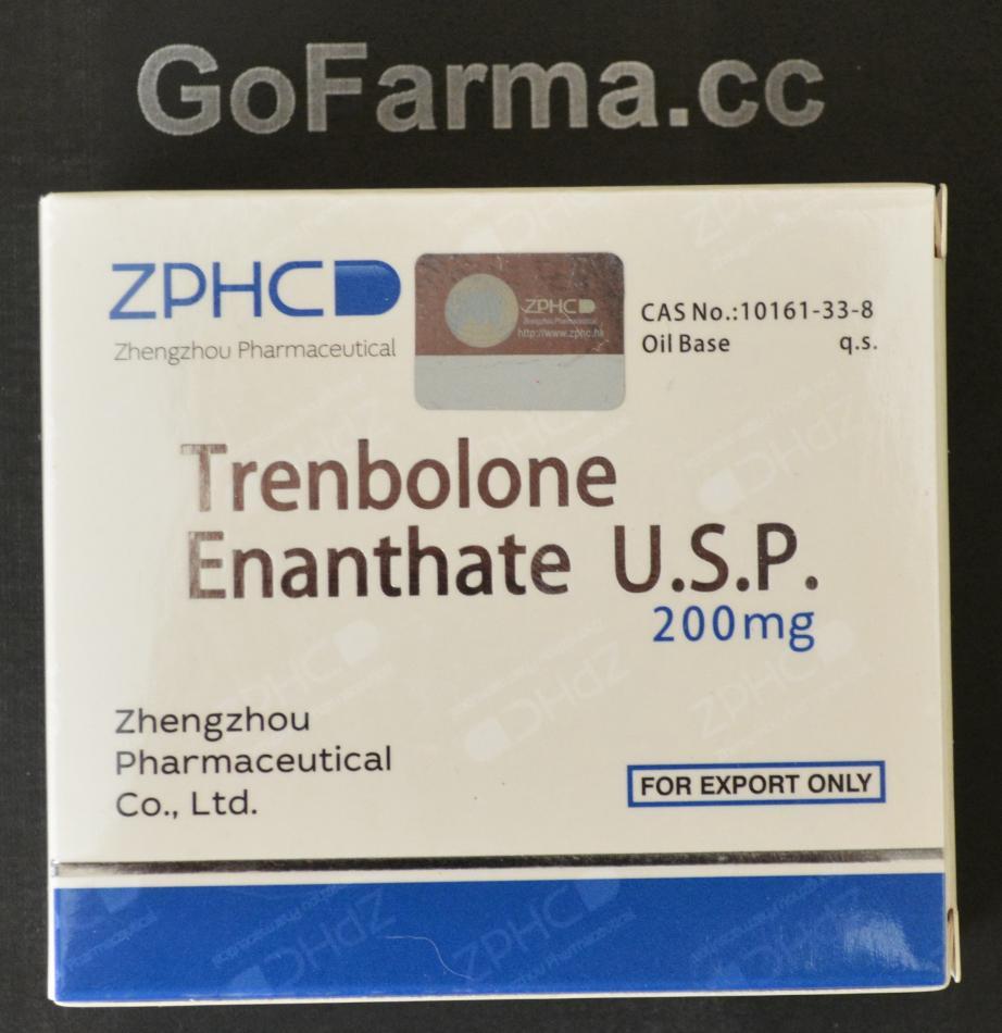 TRENBOLONE ENANTHATE (тренболоне енантате)  200MG/1ML - ЦЕНА ЗА ОДНУ АМПУЛУ купить в России
