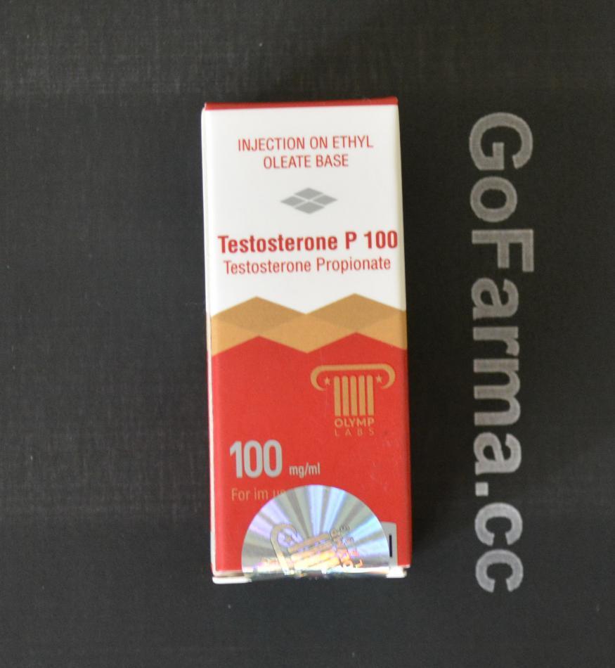 Testosterone P 100 (тестостероне п 100) 100мг\мл - цена за 10мл. купить в России