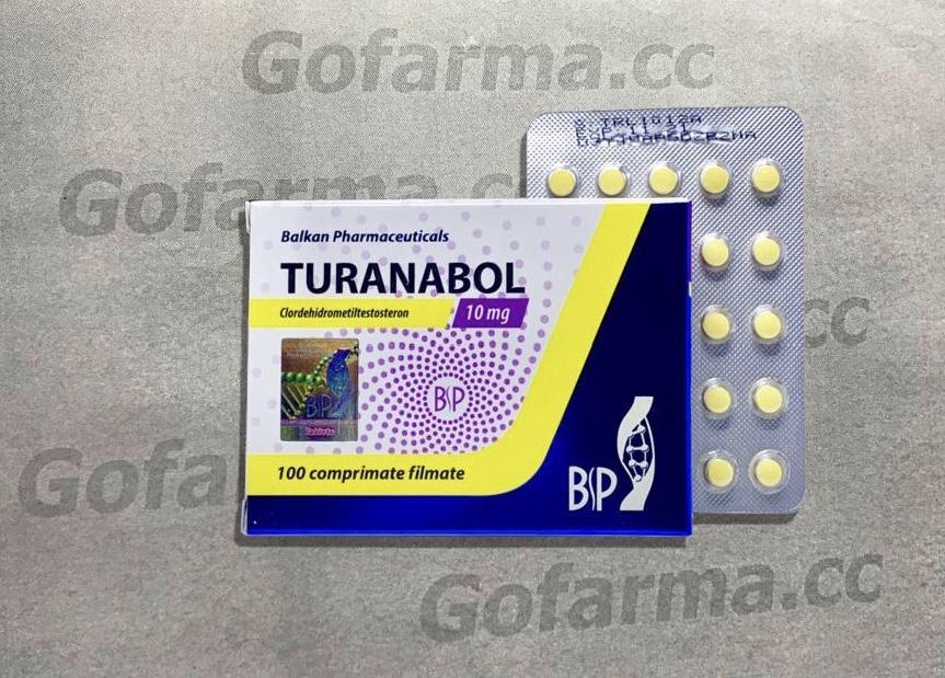 Turanabol: что это?