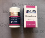 ULTRA METHANDIENONE (ультра метандиеноне) 10MG/TAB - ЦЕНА ЗА 100 ТАБ купить в России