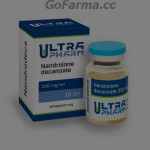 ULTRA NANDROLONE DECONOATE 250MG/ML - ЦЕНА ЗА 10МЛ купить в России