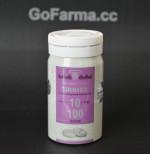 Turinabol (туринабол) 10мг\таб - цена за 100таб. купить в России