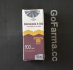 Trenbolone (тренболоне) A 100мг\мл - цена за 10мл. купить в России