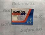 Danabol 50 mg: что это?